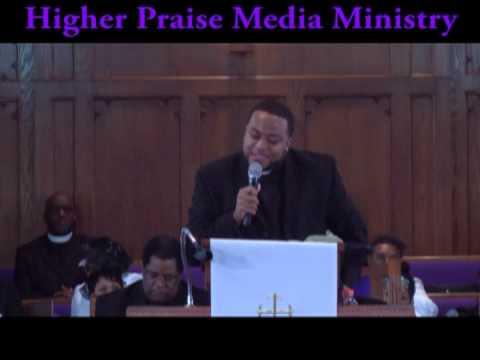 Minister Jonathan Coleman - Do You Know Your Worth