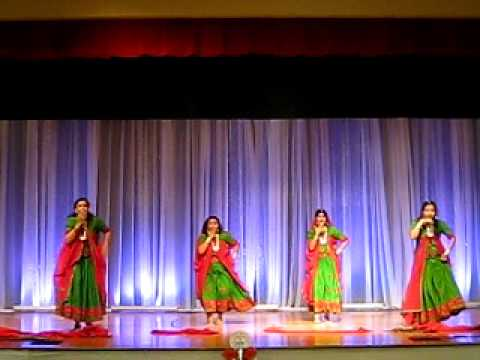 Dance performance on Bollywood Era 1950 t0 1970s Old is Gold