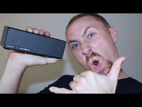 Sony SRS X33 Bluetooth Wireless Speaker Review