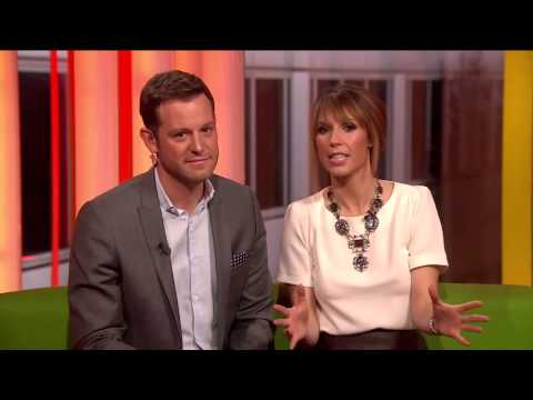 Alex Jones - Pokies The One Show 21Oct2013 [HD]