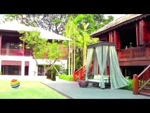 Bangkok Gay Guide. Gay Travel: Chiang Mai, Thailand - 137 Pillars House.