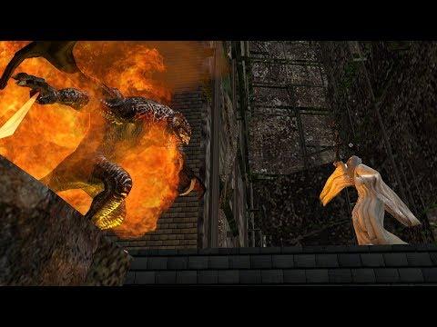 """Middle-earth: Shadow of War: Balrog """"Tar Goroth"""" Boss Fight #5"""