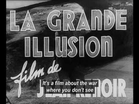 The Grand Illusion is listed (or ranked) 37 on the list The Best Art Movies