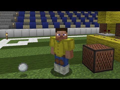 La La La FIFA World Cup 2014 Minecraft Note Block Song