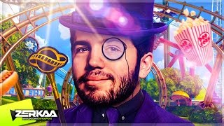 MAKING THE BEST PARK EVER! (Planet Coaster #1)