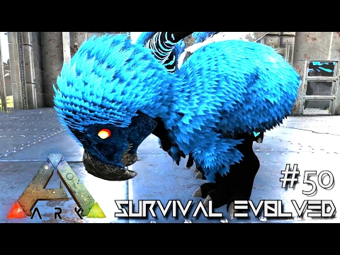 ARK: SURVIVAL EVOLVED - BABY DodoRexy BREEDING !!! E50 (MODDED ARK ANNUNAKI EXTINCTION CORE)