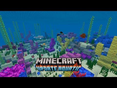 Update Aquatic – Dive in!