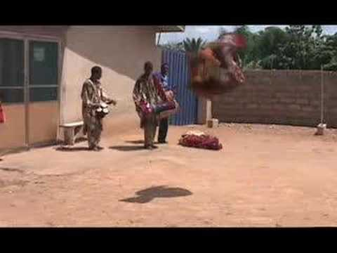 Egungun Drumming & Dancing In Nigeria video