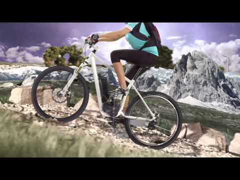 The e in eBike. Bosch eBike Systems MY 2013