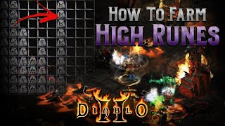 How to farm High Runes in Diablo 2 - Strategies, tips, tricks, and frequently asked questions!!
