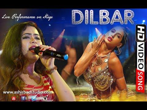 """DILBAR DILBAR"" || Satyameva Jayate || Manisha Karmakar Zee Tv saregamapa"