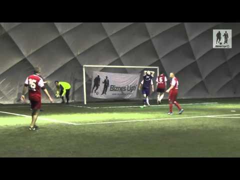 19.11.2015 II Liga C - Deutsche Bank vs. FIDELTRONIK