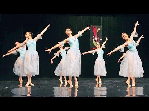 Вальс из балета Раймонда школа танцев МАРТЭ 2011