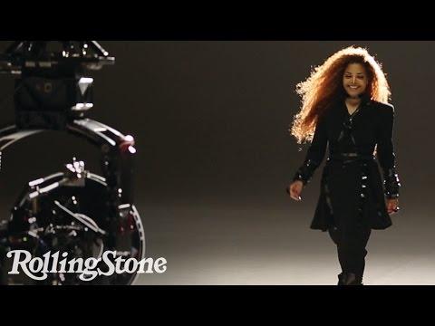Go Behind the Scenes of Janet Jackson's 'Dammn Baby'