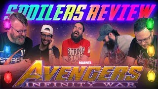 """""""Avengers: Infinity War"""" In-Depth REVIEW and DISCUSSION [Spoilers!]"""