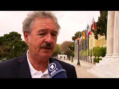 Luxemburgs Außenminister Jean Asselborn über das Ende der Zweistaatenlösung | 05.04.2014 | ARD