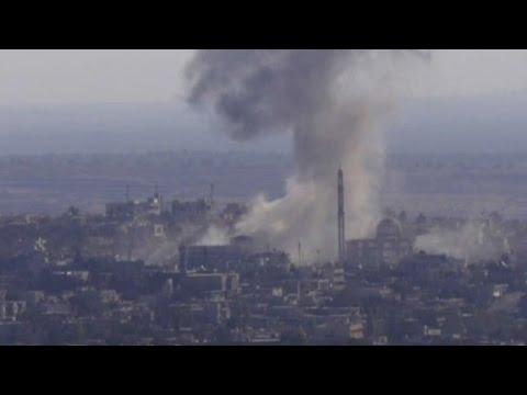 Israel: We shot down Syrian warplane over Golan Heights