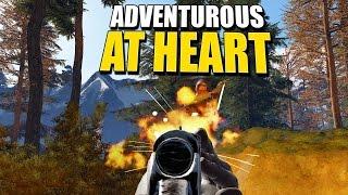 Adventurous At Heart (Rust Solo Survival) #42