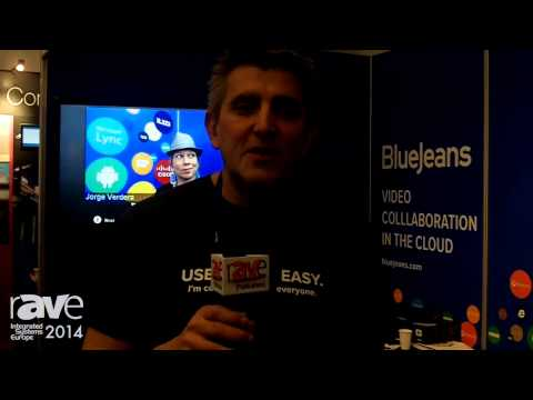 ISE 2014: BlueJeans Demonstrates Video Collaboration in the Cloud