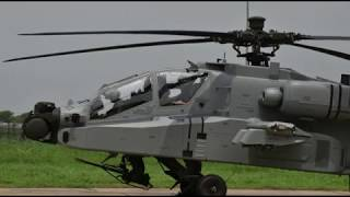 Indian Air Force AH-64E Apache Attack Helicopter Maiden Flight