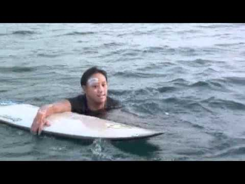 Nias, Island, surf, trailer, Indonesia, double, camp