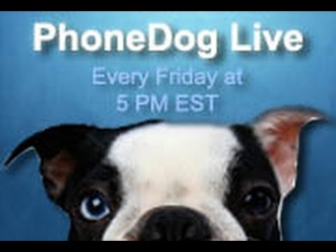 PhoneDog Live 7.1.2011 - HP TouchPad Reviews; the future of RIM; Google+ and more