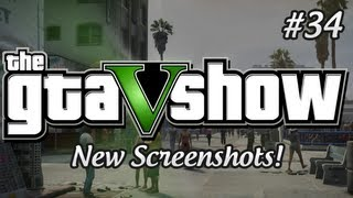 GTA V Show - SCREENSHOTS & The GTA 5 TODO LIST! (Grand Theft Auto 5)