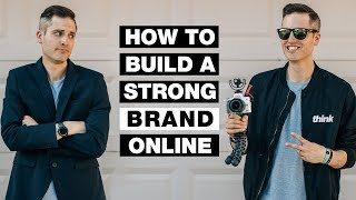 How to Brand Yourself on Social Media and YouTube — 3 Tips