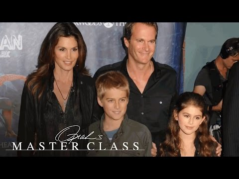 What Cindy Crawford Values More Than Happiness - Oprah's Master Class - Oprah Winfrey Network