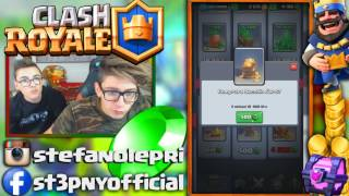 CLASH ROYALE: PASTEGGIANDO E DEVASTANDO CON SURRY!!