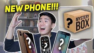 OPENING P5,000 MYSTERY BOX (MAY BAGO NA KONG PHONE!!!)