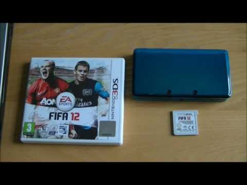 Fifa 12 Nintendo 3DS Review by isthisanygood.com ++ AWESOME ++