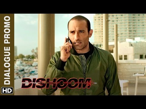 Akshaye Khanna Vows To Be A 'Man Of His Word' | Dishoom | Dialogue Promo