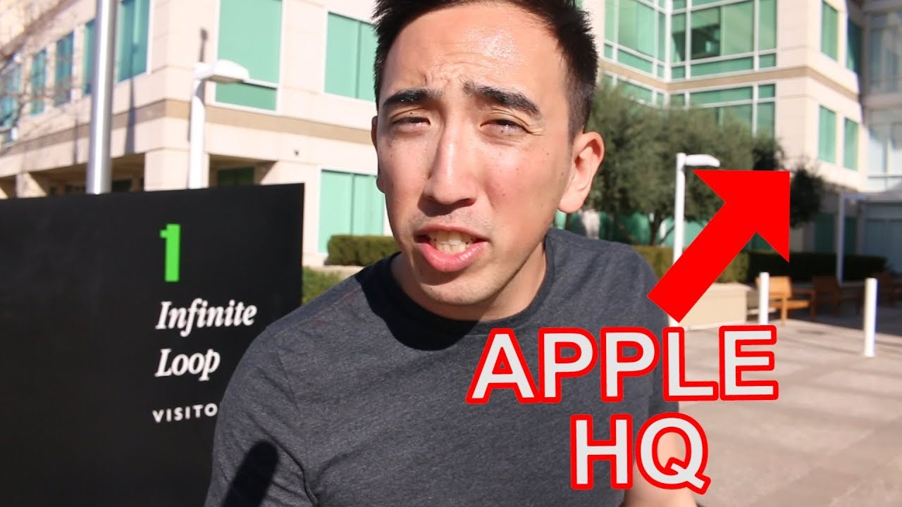 Bro Breaks Into Apple Headquarters To Learn Why iPhones Autocorrect To Ducking