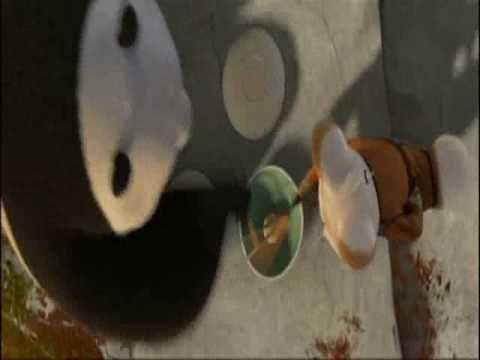 Kung Fu Panda (Jackie Chan Singing)