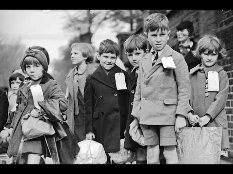 children during world war ii