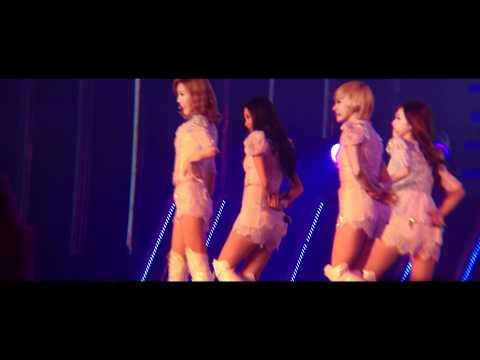 [Fancam] 120212 Mr.Taxi @ Girls' Generation Tour in bangkok