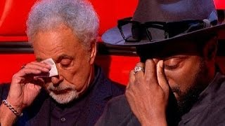 The Voice - BEST Inspiring & Emotional Blind Auditions