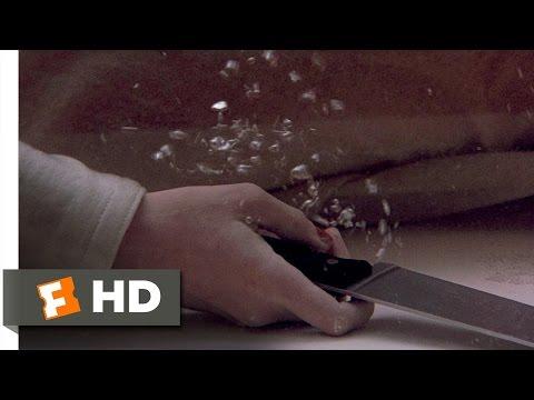 Fatal Attraction (8/8) Movie CLIP - Bathroom Brawl (1987) HD
