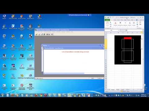 Comunicacion PLC Rslinx y Excel Usando DDE Rslogix 500 - 7 segmentos plc