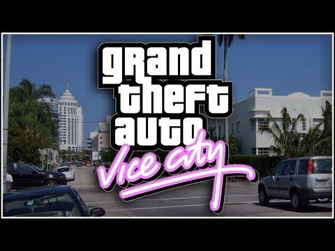 GTA Vice City Mod 2014 HD PC Gameplay