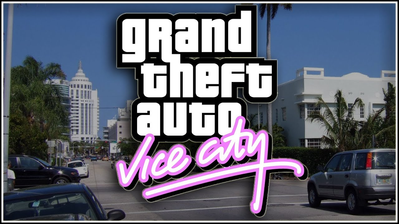 Gta Vice City Gameplay Gta Vice City Mod 2015 hd pc