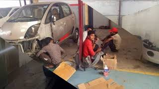 Car Repair, Car Service, Body Shop, Car Painting, Mechanic near me, Gurgaon, www.leocarcare.com