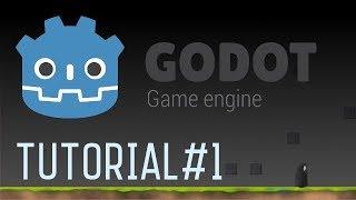 Godot Tutorial Part 1: Making a platformer from scratch [ Re-Upload ]