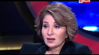 بالفيديو| بوسي: «نور الشريف ماكنش بيغير عليا.. وميرفت أمين كانت بتحبه»