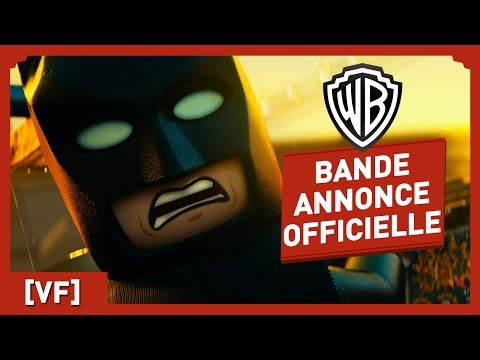 Lego Batman, le film - Bande Annonce VF