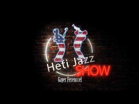 Heti Jazz - Dr. Dorogi Ákos 1.rész