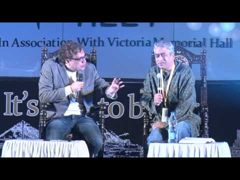 Rajdeep Sardesai & Derek O'Brien at Tata Steel Kolkata Literary Meet 2015 -- Part 4
