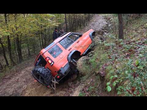 Land Rover Discovery TD5 - JIF - Ağva 2019 - Extreme OFF ROAD - 4K HD
