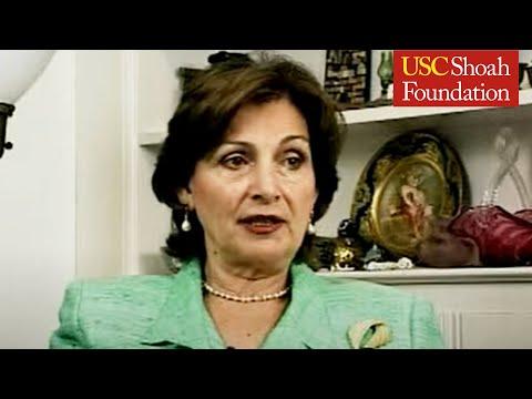 Holocaust survivor kristine keren testimony 185 02 mins visto 19123